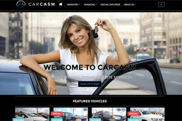 CarCasm Minimal Dark