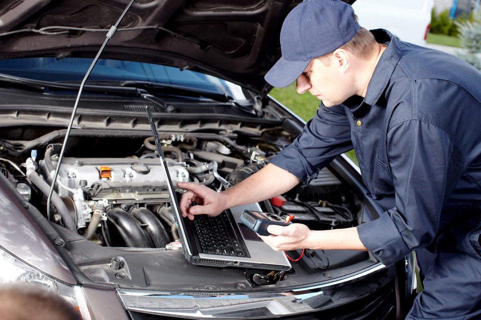 Dealership with Repair Services